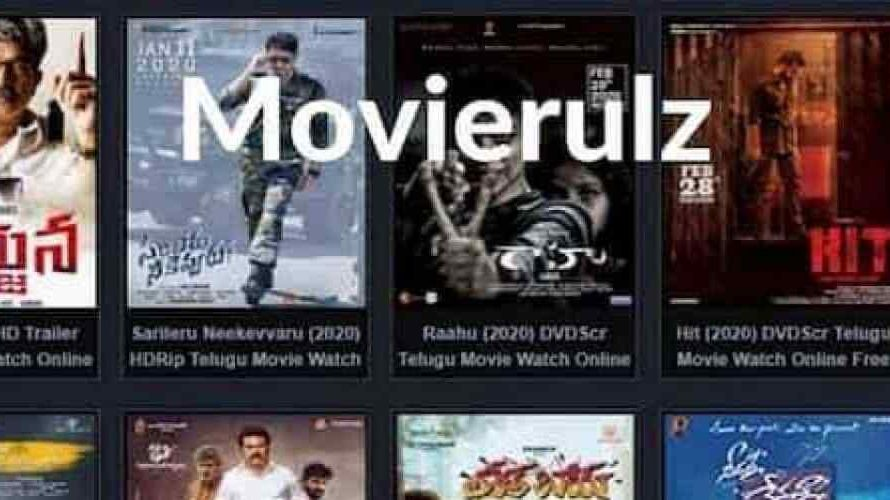 Movierulz 2020 – Tamil New Movie Download Illegal Website