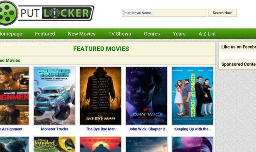 Putlocker 2020 – Dual Audio Movies Watch and Download