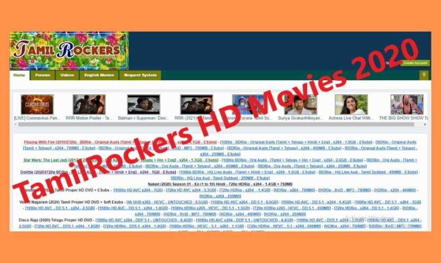 Tamilrockers HD Movie  – Tamil, Telugu, Hindi movie download